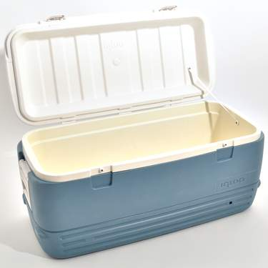 Blue Max Ice Chest Cooler 120qt