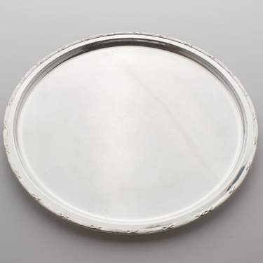 Spinaker Silver Tray 15""