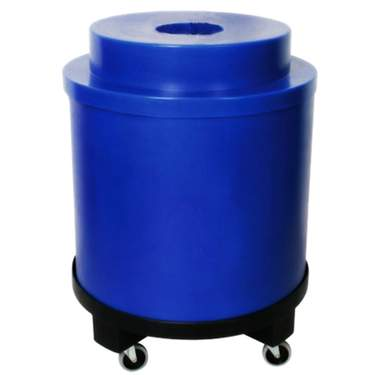 Blue  Super Keg Cooler
