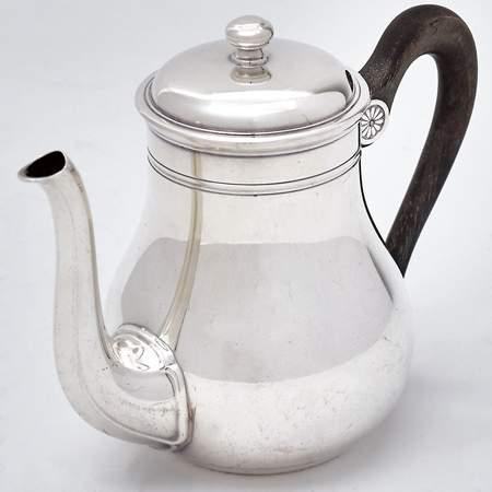 Silver Tea Server 48oz