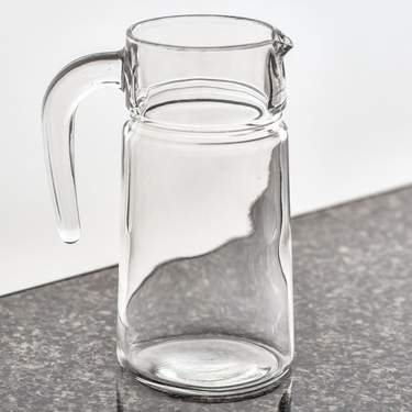 Creamer, Glass 8oz France