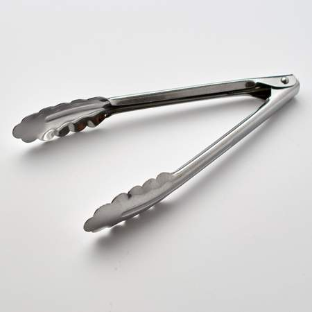 Serving Utensil, Stainless Utility Tong 7""