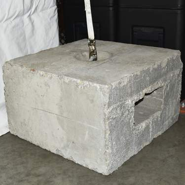 Weight, Concrete 500lbs B&R