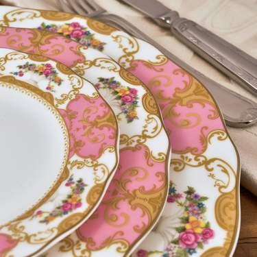 Antoinette Rose Pattern