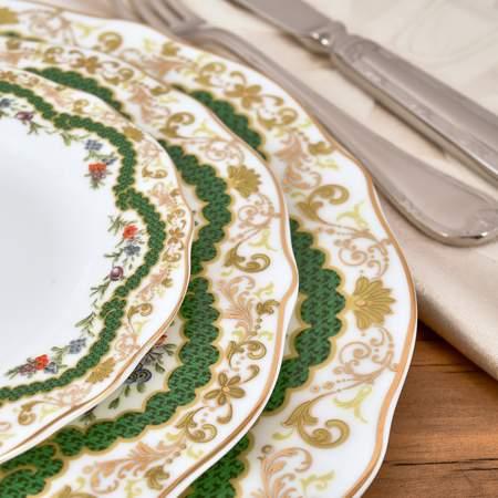 Antoinette Verte Pattern