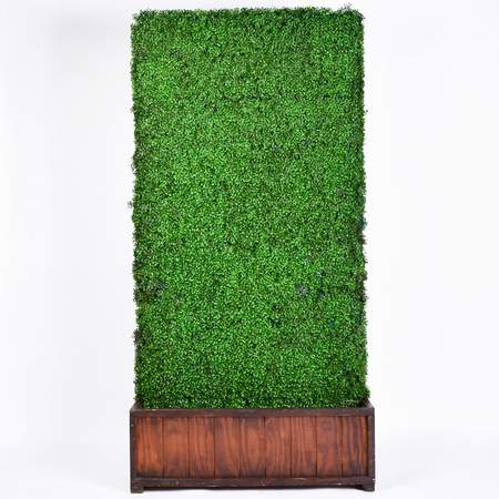 Green Hedge Prop 4' x 8' x 1'