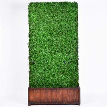 Green Hedge Prop 4' x 8' x 1'