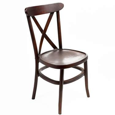 Tuscan Cafe Brown Chair