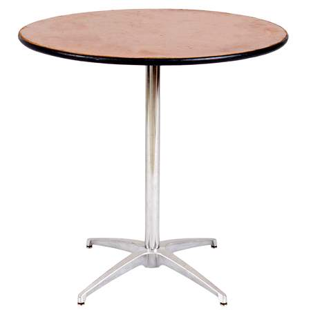 "Table Round Pedestal 30"" X 30"""