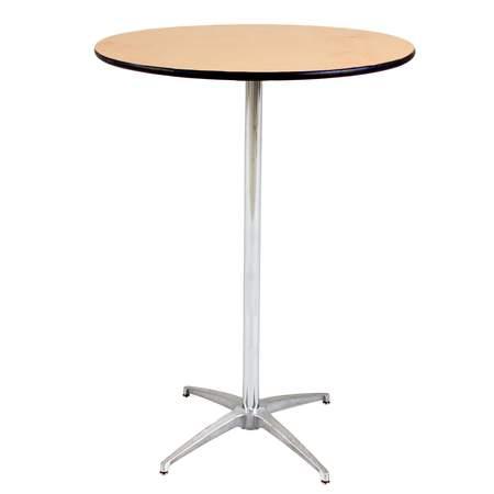 "Table Round Pedestal 30"" X 42"""