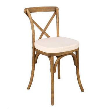 Vineyard Chair Wood Hickory