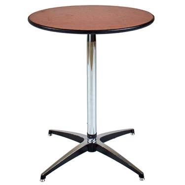 Round Pedestal Table 24""