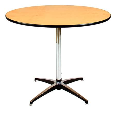 """Table Round Pedestal 36"""" x 30""""H"""