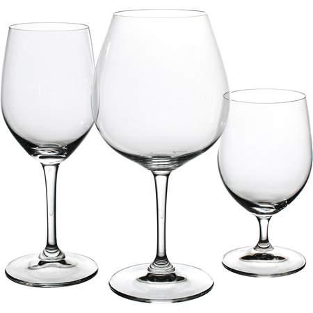 Riedel Restaurant Glassware Pattern