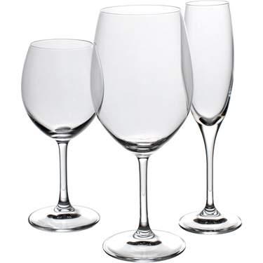 Vinea Glassware Pattern