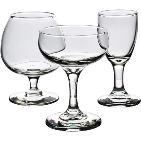 Embassy Glassware Pattern