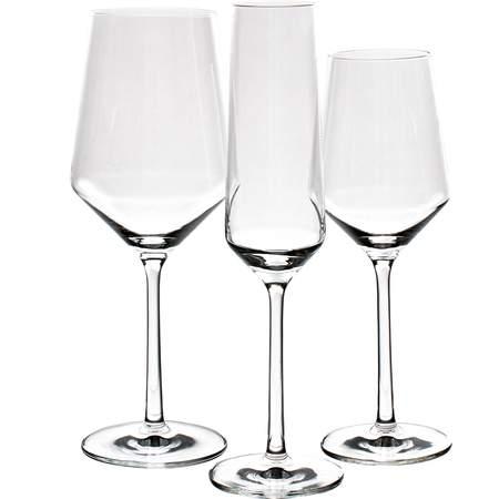 Opus Glassware Pattern