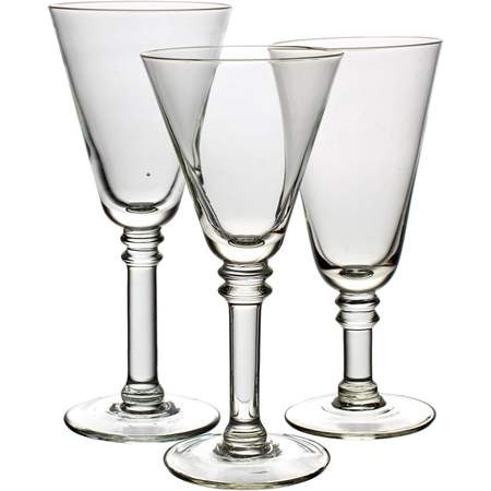 Delano Glassware Pattern