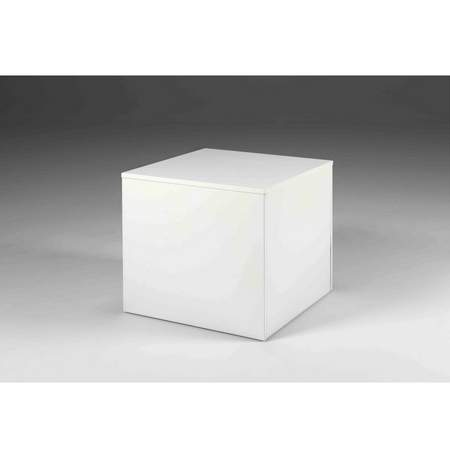 Pleasant Cube End Table White Rentals Rental Furniture For Events Download Free Architecture Designs Remcamadebymaigaardcom
