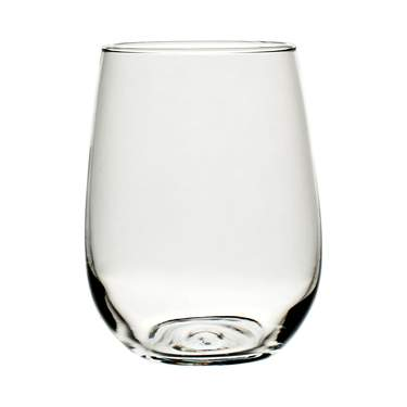 Stemless White Wine Glass