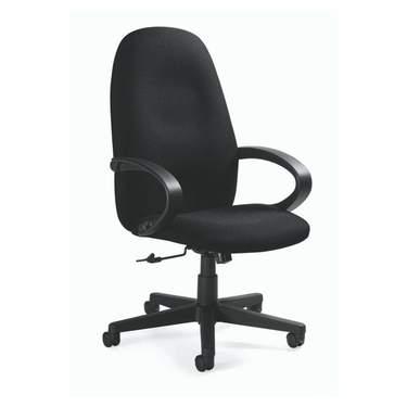 Enterprise Hi   Back Chair