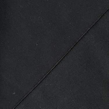 Black Cotton Napkin Linen