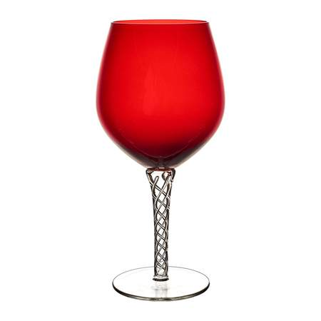 ruby braid red wine glass - Best Red Wine