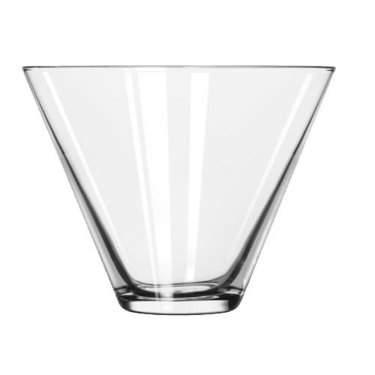Martini Stemless Glass 13.5 oz