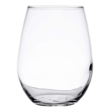 Wine Stemless White 12 oz