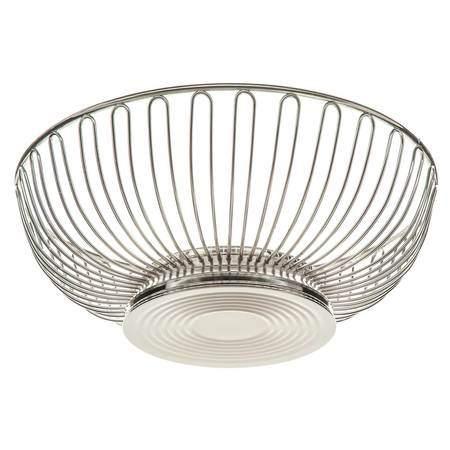 Basket Bread Round S/S