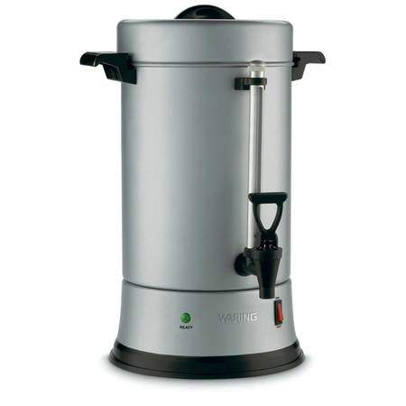 Coffee Maker Aluminum 40 Cup