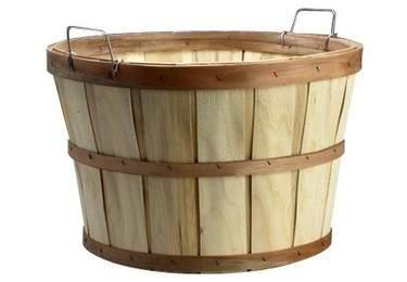 Basket Bushel Full