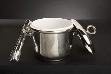 Ice Bucket, Silver