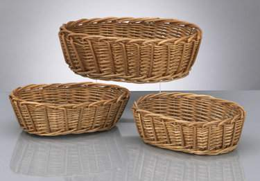Basket Wicker (Assorted Large Sizes)