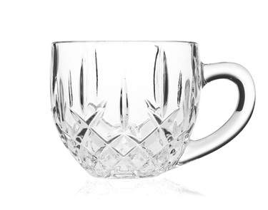 Punch Cup Cut Glass