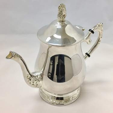 Coffee Pourer Silver