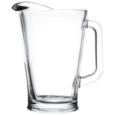 Pitcher 2 qt Glass