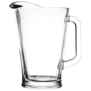 Pitcher 2 qt Glass