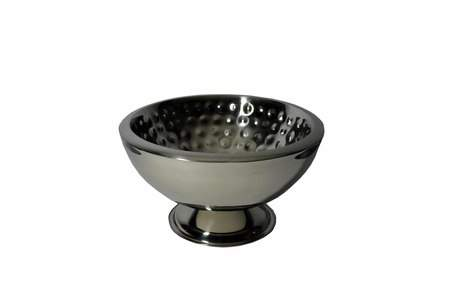 Punch Bowl 3 Gallon Hammered Double Wall