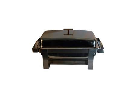 Chafer 8 qt Rect S/S