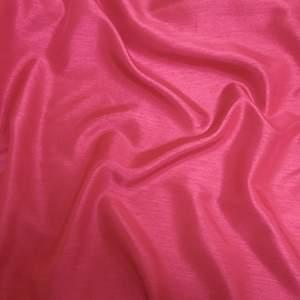 Shantung Hot Pink