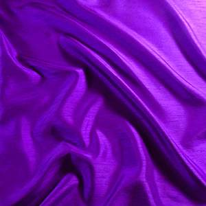 Shantung Jewel Purple   Chair Ties