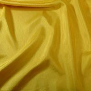Shantung Yellow  Chair Tie