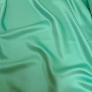 """Lamour Aqua 14"""" x 114"""" Angled Chair Tie"""