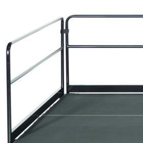 Stage/Safety Rail (4'  x  4' Only) 4'