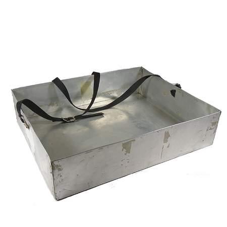 Vendor Box Aluminum