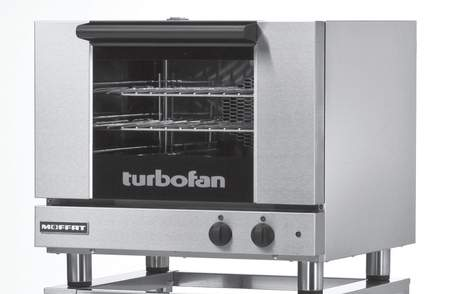 Oven, Convection Electric 4-1/2 Sheet