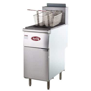 Deep Fryer Propane Double Basket