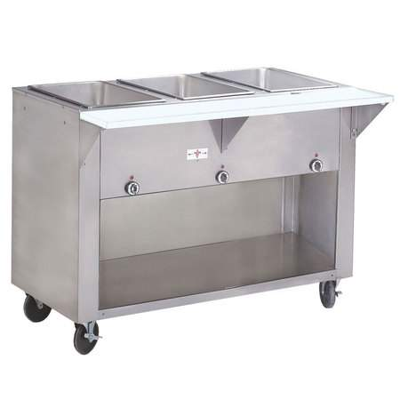 Steam Table 3-Pan Electric