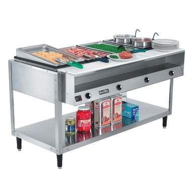 Table Hot Food 4 Servwell Vollrath
